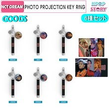 ▶GOODS◀ [当店特典付き]  NCT DREAM Reload [PHOTO PROJECTION KEYRING] エヌシティドリーム 6種セット