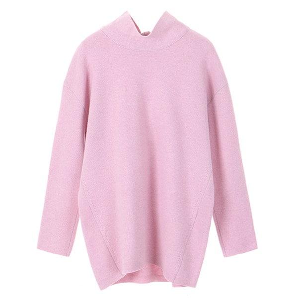 [韓国直送] 【オリーブデオリーブ] strap high neck knit OK7WP840