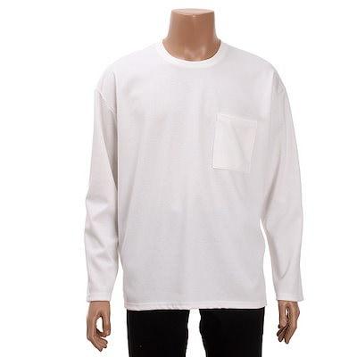 [AK公式ストア][us n them] [us n them]男性用長袖ブントポケットTシャツ(TBTC455)