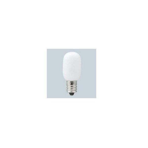 ELPA G-5H(W) ナツメ球 2.5W E12 ホワイト