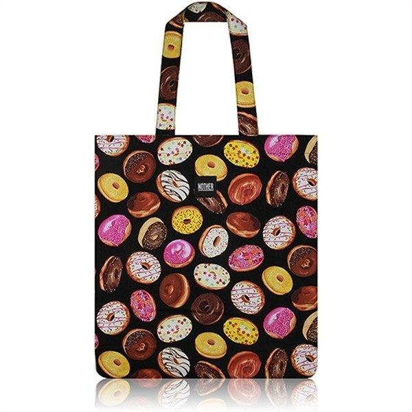 [韓国直送] nother Frosted Donuts Flat Tote Bag /ナドドーナツパターンフラットトートバッグ