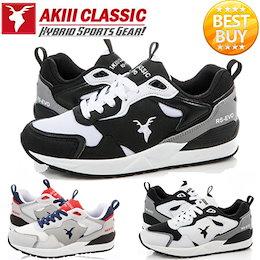 ◆送料無料◆ AkiiiClassic RS-EVO  series 新商品発売!スニーカー/ランニングシューズスポーツシューズ パンプス靴 k-pop Star 韓国のファッション
