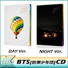 BTS/防弾少年団/花様年華/Young Forever/スペシャルアルバム/DayVer.NightVer.バージョン選択/2CD+ブックレット112P+フォトカード+ポスター入り
