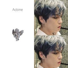 ジェジュン 着用 [ACBINE] アークバイン Putto earring プットピアス シルバーイヤリング