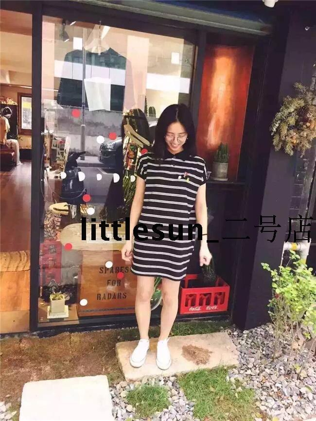 ストライプTシャツドレス☆タンクトップ ワンピース ボーダー レディース