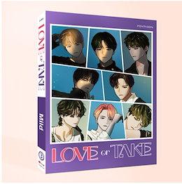 【公式】 PENTAGON mini album LOVE or TAKE (Mild Ver.)  / 韓国直送 / 韓国音楽チャート反