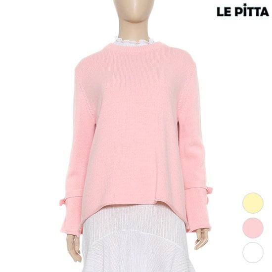 ルピタ・スリーブリボンセーターL171USW204 ニット/セーター/韓国ファッション