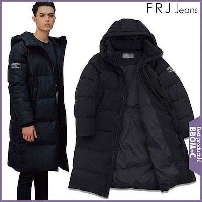 [エプアルジェイ]ユニプルダウンロングジャンパー(F88U-MD929A) / パディング/ダウンジャンパー/ 韓国ファッション