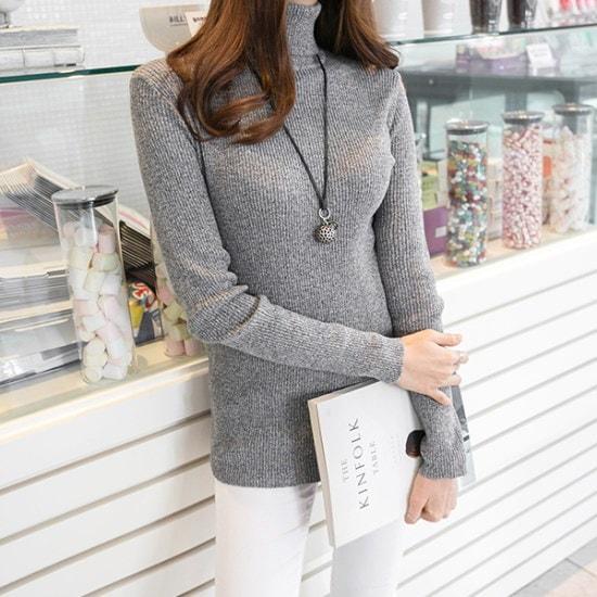 ピピンヒデプゴルジニット102493 ニット/セーター/ニット/韓国ファッション