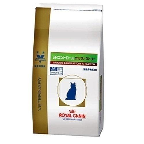 ロイヤルカナン pHコントロール オルファクトリー ドライ 4kg 製品画像