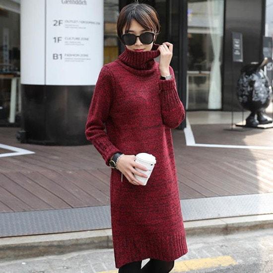 シーフォックスシーフォックスリカエルknitニート ニット/セーター/タートルネック/ポーラーニット/韓国ファッション