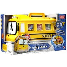 (子供のおもちゃ)ロボカーポリースクール非キャリアS83148 /韓国優れ子供のおもちゃ