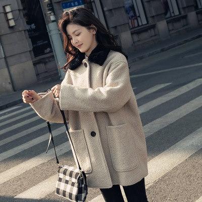 トレンチコート 韓国ファッション    エレガント 気品  アウター スーツ ママ レディース おしゃなコート スプリングコート