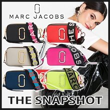 MARC JACOBS Snapshot ショルダーバッグ【マークジェイコブス】【正規輸入品】【国内発送・送料無料】✨今しかない価格!!プレゼントでもOK
