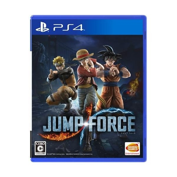 JUMP FORCE [PS4] 製品画像