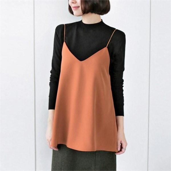 るみさんシークレットとてもビュスチェ 女性ニット/ニットベスト/韓国ファッション