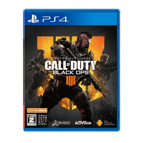 CALL OF DUTY BLACK OPS IV [PS4] 製品画像