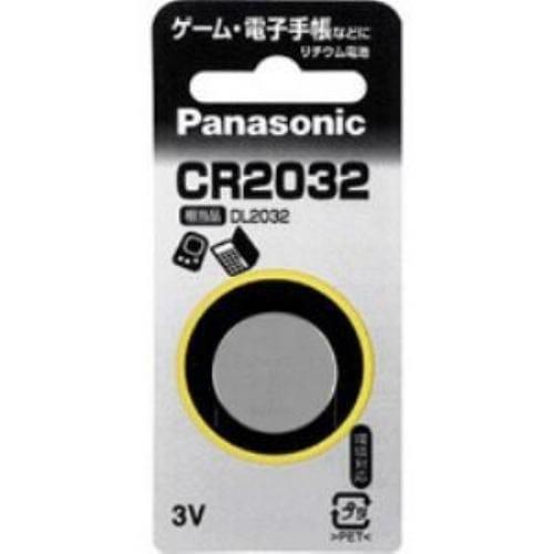 パナソニック CR2032P リチウムコイン電池