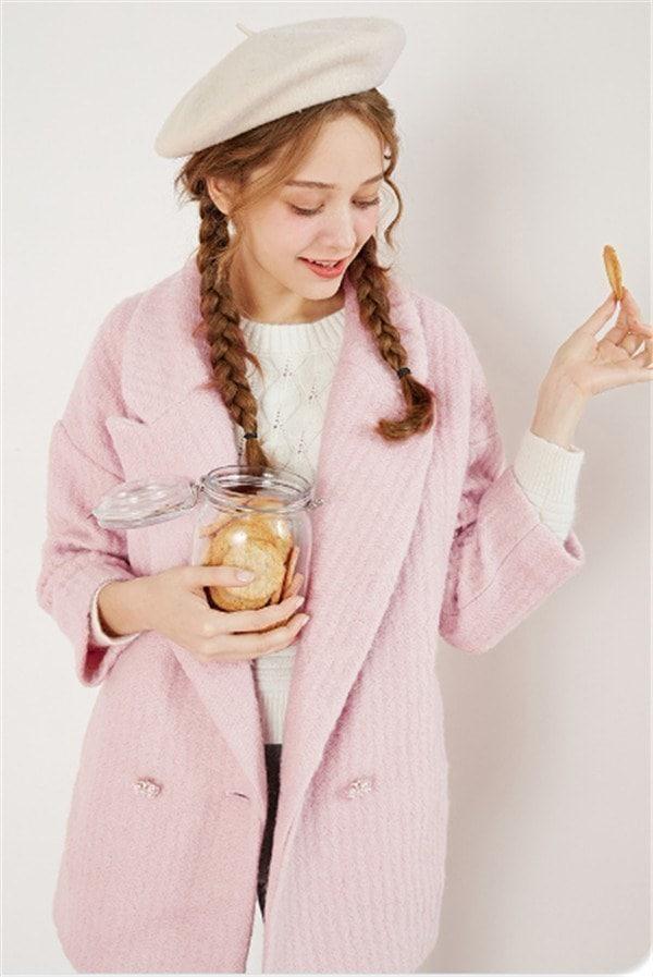 着心地よい  秋新作 ファッション ひも付き フリース スリム  コットン クラシック  リボン