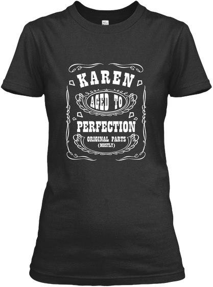 KAREN  -  Aged To Perfectionジルダン女性のリラックスティー