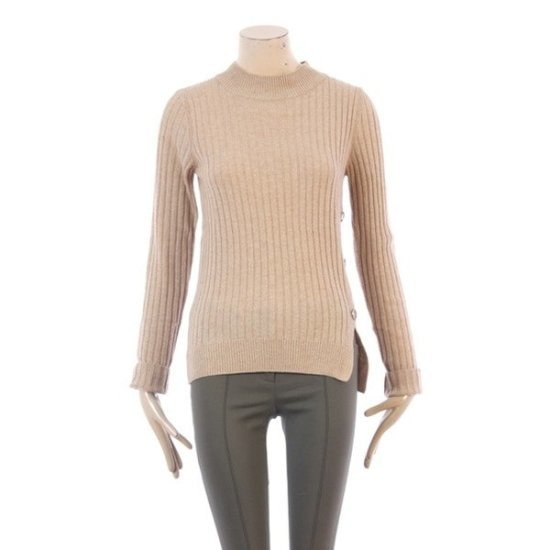 シスレーの横に広がることゴルジニートSAKPC1661 ニット/セーター/韓国ファッション