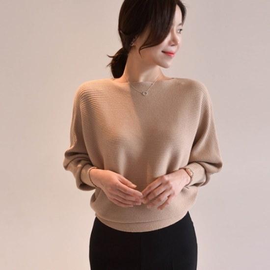 悪女日記】箱香織ニート7col ニット/セーター/ニット/韓国ファッション