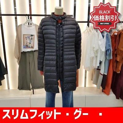 スリムフィット・グース。ダウンベスト・グースジャンパーTHAM2PD52 / パディング/ダウンジャンパー/ 韓国ファッション