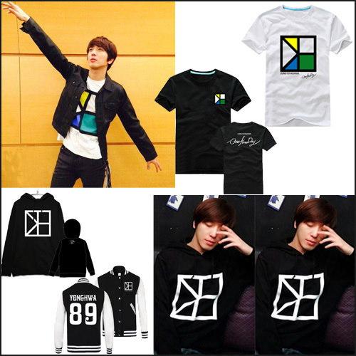 JUNG YONG HWA ONE FINE DAY Tシャツ/パーカー/ トレーナー/ ジャンパー「フード付きパーカー」 / Cnblue チョン・ヨンファ
