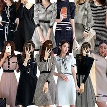 限定特偭発売ワンピース 韓国ファッションガーリー 女服ドレス結婚式/女性大人気夏服