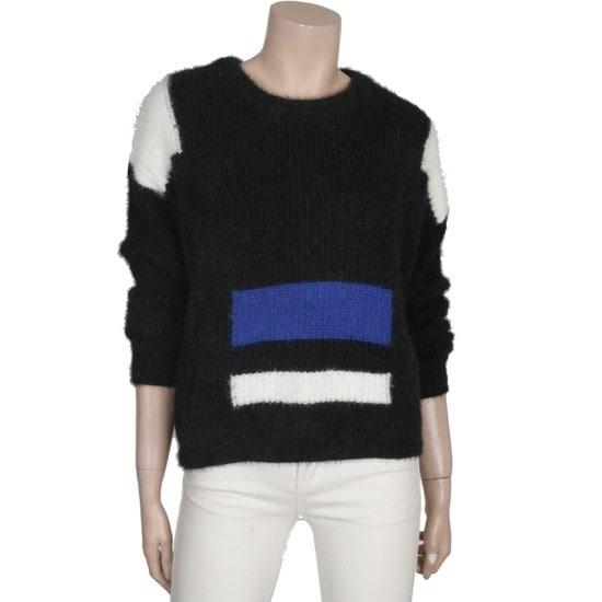 ディデム四角・ショットラウンドニートLK1611412 ニット/セーター/韓国ファッション