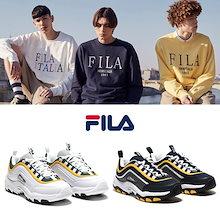 【FILA】19年新作▶FILA ア グリーシューズ【海外限定モデル】