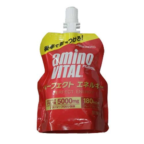 AJINOMOTO 味の素 アミノバイタル パーフェクトエネルギー 16AM6200 アウトドア 登山 ハイキング メガ割