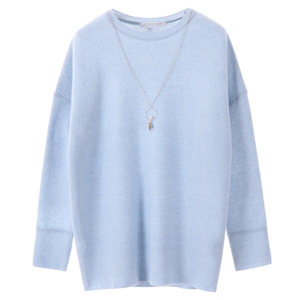 [韓国直送] 【オリーブデオリーブ] raglan daily knit OK8SP712