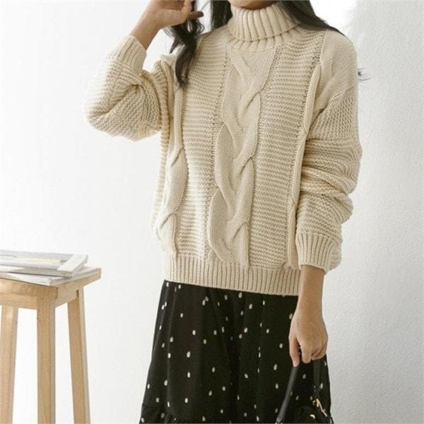 アーバンフランマランだ揚げ菓子ポルラニトゥnew 女性ニット/カーディガン/タートルネックニット/韓国ファッション