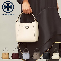 [TORYBURCH] MCGRAW SMALL BUCKET BAG 74956 TOTE BAG SHOULDER BAG
