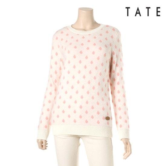 ・テイトテート・】女性パターン長い腕ニットKA4W0WSP010230 ニット/セーター/ニット/韓国ファッション