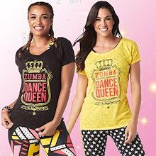 新着アイテム ZUMBA (ズンバ) LOVE Tシャツフィットネスウェア ダンスウェア ヨガウェア トレーニングウェア ZU1585