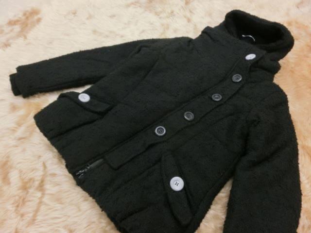 Janiss/ジャニス 中綿入りジャケット M ブラック【中古】