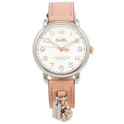 f13b90ccb8db コーチ 時計 COACH 14502971 DELANCEY デランシー レディース腕時計ウォッチ ピンク/シルバー