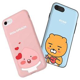 カカオフレンズ ケース iPhoneX/XS 12/11 promax 8/7 XR + 韓国人気