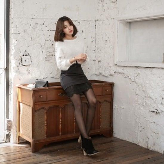 ホワイト・フォックスwhitefoxソフト、ニット ニット/セーター/ニット/韓国ファッション