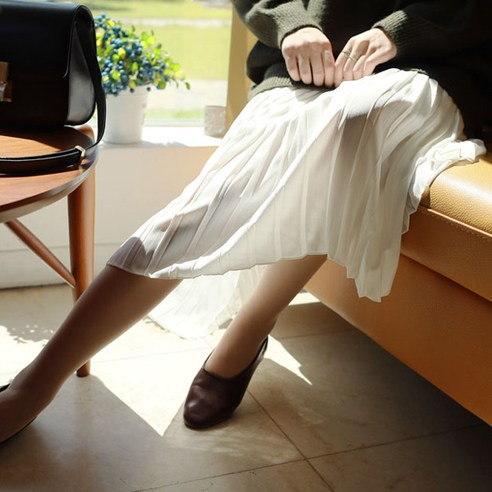 [ClicknFunny] Terranashi pleated dress Korean fashion style