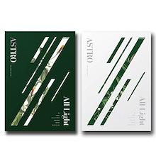 バージョン選択  (韓国盤) ASTRO ALL LIGHT Vol.1 CD