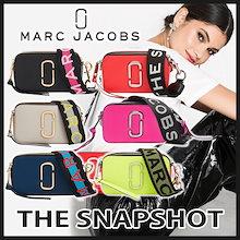 【クーポン使用可能】MARC JACOBS Snapshot 【マークジェイコブス】ショルダーバッグ【正規輸入品】【国内発送・送料無料】✨今しかない価格!!プレゼントでもOK