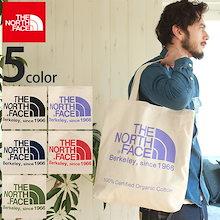 THE NORTH FACE ザ ノース フェイス トートバッグ TNF Organic Cotton Tote NM81616 男女兼用