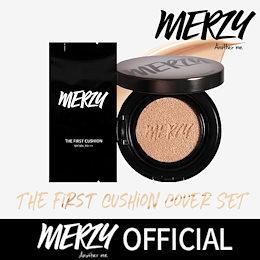 【MERZY】❤マージー·ザ·ファースト·クッション·カバー ❤/ 企画セット✔ /本品1個+リフィル1個/コスパ+持続力+最強カバー