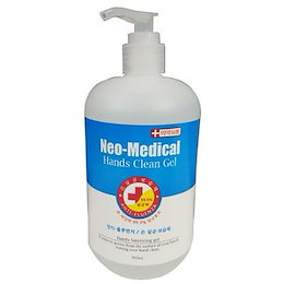 [NEO-MEDICAL]手消毒剤500ml/サニタイザー/sasitizer/コロナ/99.9、殺菌効果/韓国コスメ