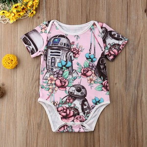 Turtle with Sunglass Newborn Infant Baby Girls Sleep and Play Romper Jumpsuit Outfits Clothes