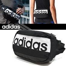 ★【adidas 正規品】★Linear Performance Waist Bag ★ ユニセックス ウエストバッグ★
