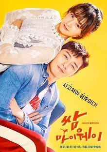 韓国ドラマ サムマイウェイ 特典DISC2枚 DVD